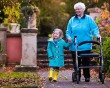 Grandparents may have less influence on children's development than previously thought image