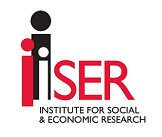 Institute for Social and Economic Research (ISER) at the University of Essex logo