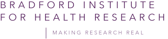 Bradford Institute for Health Research logo