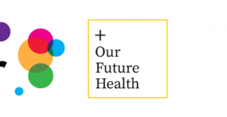 CLOSER and Our Future Health logos