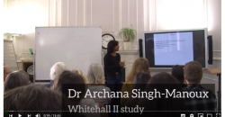 Latest videos – CLOSER Seminars: Whitehall II study image