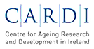 Centre for ageing Research and development in Ireland logo
