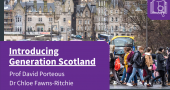 Generation Scotland: Before, during and after the pandemic image