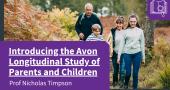 Introducing the Avon Longitudinal Study of Parents and Children (ALSPAC) image