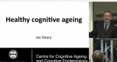 CLOSER conference 2015 – Ian Deary – Secrets of staying sharp in older age image