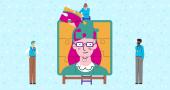 Learning Hub animations: Types of longitudinal study image