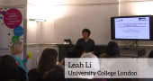 Longitudinal Methodology Series X – Leah Li image