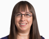 Professor Lisa Calderwood photo