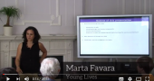Longitudinal Methodology Series VIII – Dr Marta Favara image