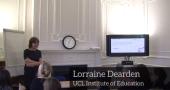 Longitudinal Methodology Series VI – Lorraine Dearden image
