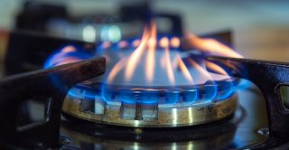 gas flame, fuel poverty