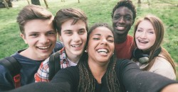 Being part of the community is good for mental wellbeing, study finds image