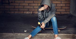 Teen smoking and drinking