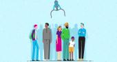 Learning Hub animations: Sampling image